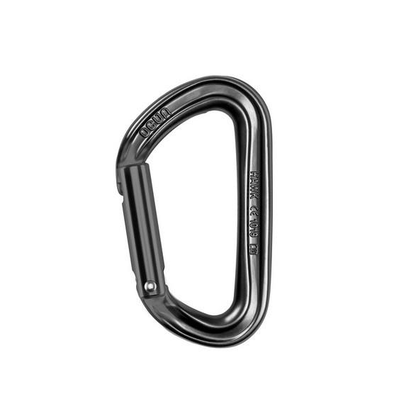 【OCUN】Hawk D型鋁合金攀岩鉤環 Art.02760/02449/04066