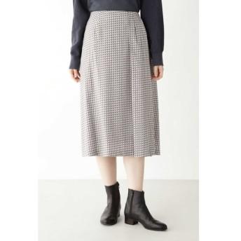 HUMAN WOMAN / ◆コットンレクセルビエラプリントスカート
