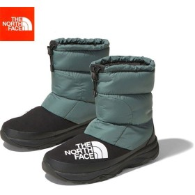 【ノースフェイス】THE NORTH FACE Nuptse Down Bootie  ヌプシ ダウン ブーティーNF51877-JK  男女 冬 防水 雪 スノー ブーツ 19FW