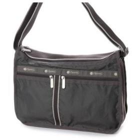 レスポートサック LeSportsac DELUXE EVERYDAY BAG (チャコールシークレット)