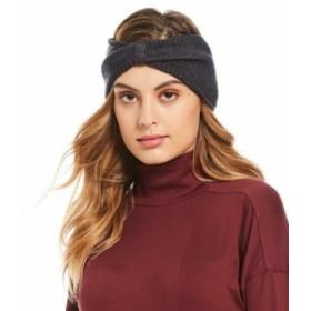 ノースフェイス レディース 帽子 アクセサリー Ribbed Knit Headband TNF Dark Grey Heather