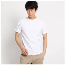 【ザ ショップ ティーケー/THE SHOP TK】 レッドロゴTシャツ