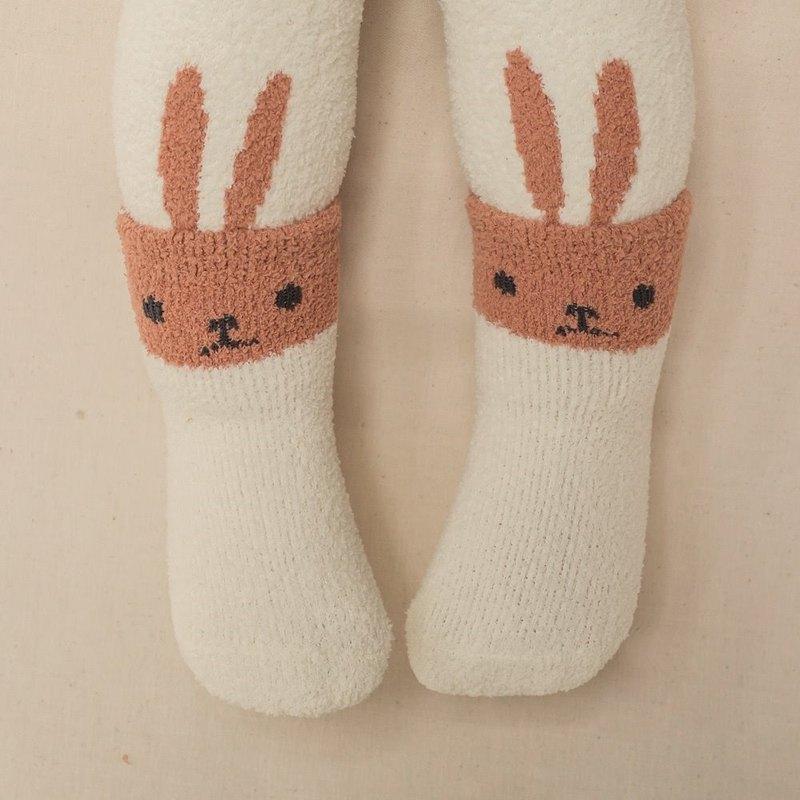 Happy Prince 韓國製 Allo嬰兒保暖內搭褲襪短襪套組