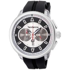 テンデンス TENDENCE GULLIVER ROUND ユニセックス 時計 腕時計 02046001N ラウンドガリバー