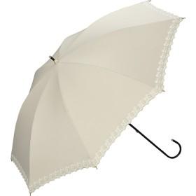 w.p.c(ダブリュピーシー)/日傘 晴雨兼用 遮光フラワースカラップ
