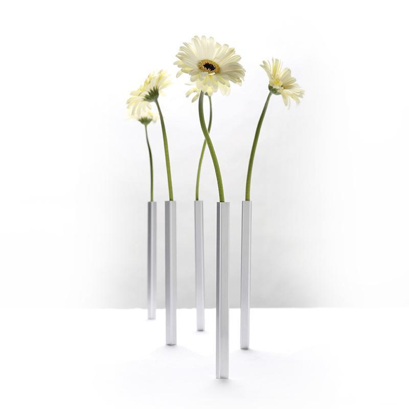 極簡風磁吸花瓶 - 一組