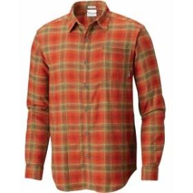 コロンビア Columbia メンズ ハイキング・登山 シャツ フランネルシャツ トップス Boulder Ridge LS Flannel Shirt Rusty Pop Plaid