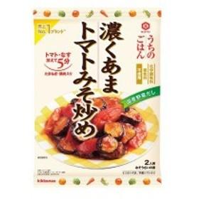 [10個]キッコーマン うちごはん濃くあまトマトみそ 102g 賞味期限2019.11.30以降【賞味期限間近】