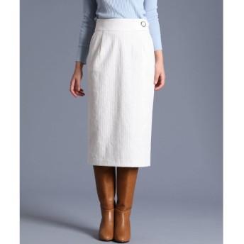 INED / 《Luftrobe》コーデュロイタイトスカート