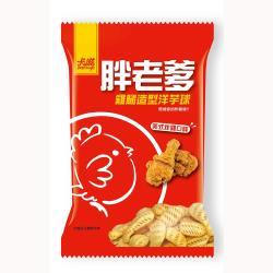 卡滋x胖老爹雞腿造型洋芋球24包(75g/包)