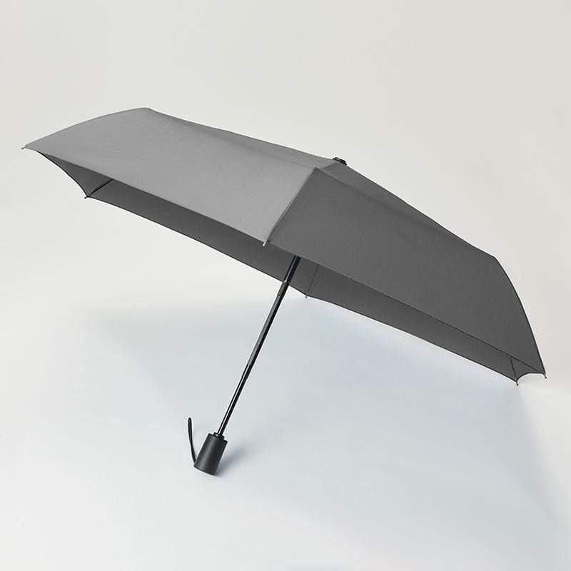 【買一送一】三防不濕輕量自動傘 霜霧灰 *2