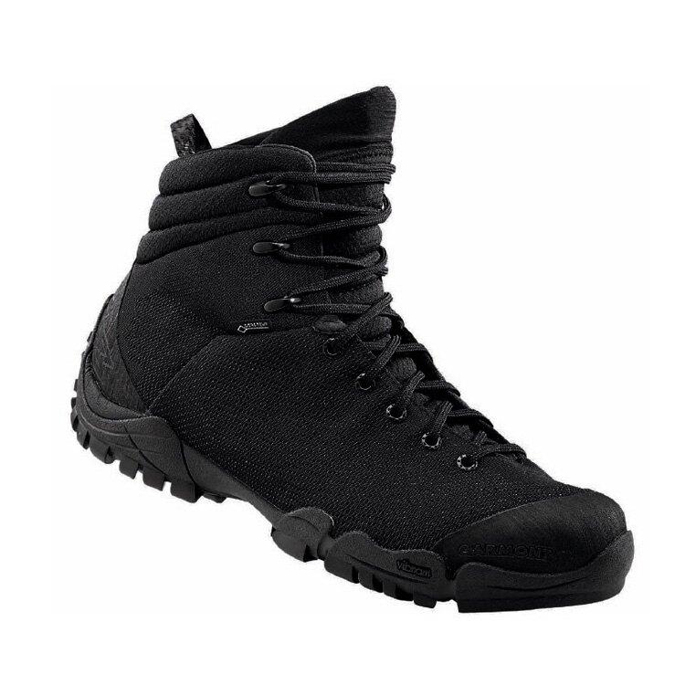 GARMONT 男款Gore-Tex中筒軍靴Nemesis 6.0 481027/212 黑色