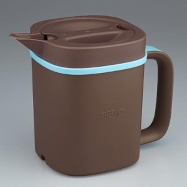 【小型宅配便可能】THERMOS(サーモス) アイスコーヒーメーカー ECIサーバー ミントブルー  部品コード:4562344356893