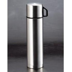 スタイルベーシック ダブルステンレスボトル750 H-6827 [持ちやすいマグカップ] パール金属