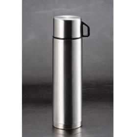スタイルベーシック ダブルステンレスボトル1000 H-6828 [持ちやすいマグカップ] パール金属