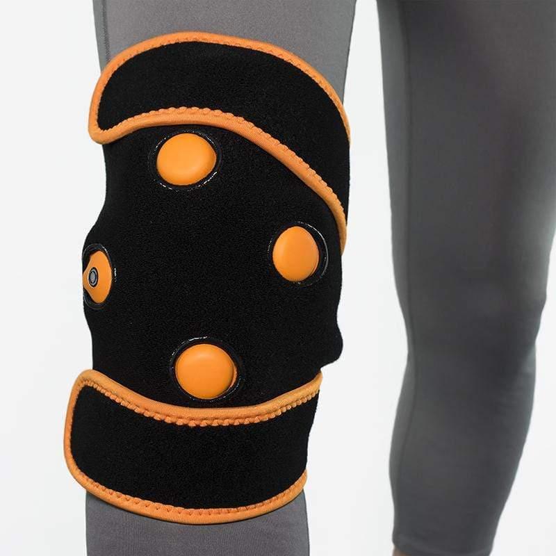 震動肌肉舒緩裝置-膝蓋、腿部組