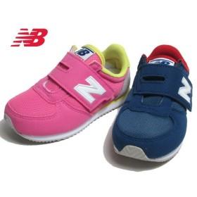 ニューバランス new balance IV220 ワイズW ライフスタイル スニーカー キッズ 靴