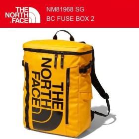 19fw ノースフェイス  ザ・ノース・フェイス[THENORTHFACE] BCヒューズボックス2 BCFuseBoxII NM81968  カラー SG THE NORTH FACE  正規品