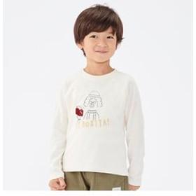 【F.O.Online Store:トップス】おじさんTシャツ