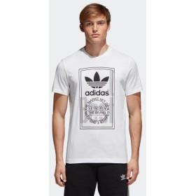 アウトレット価格 アディダス公式 ウェア トップス adidas TONGUE LABEL 半袖Tシャツ