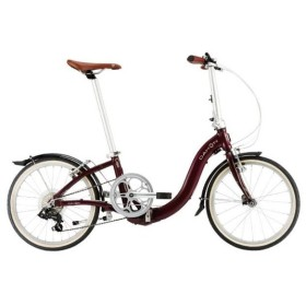 DAHON (ダホン) 2020モデル Ciao チャオ マルーン (142-193cm) 折畳自転車