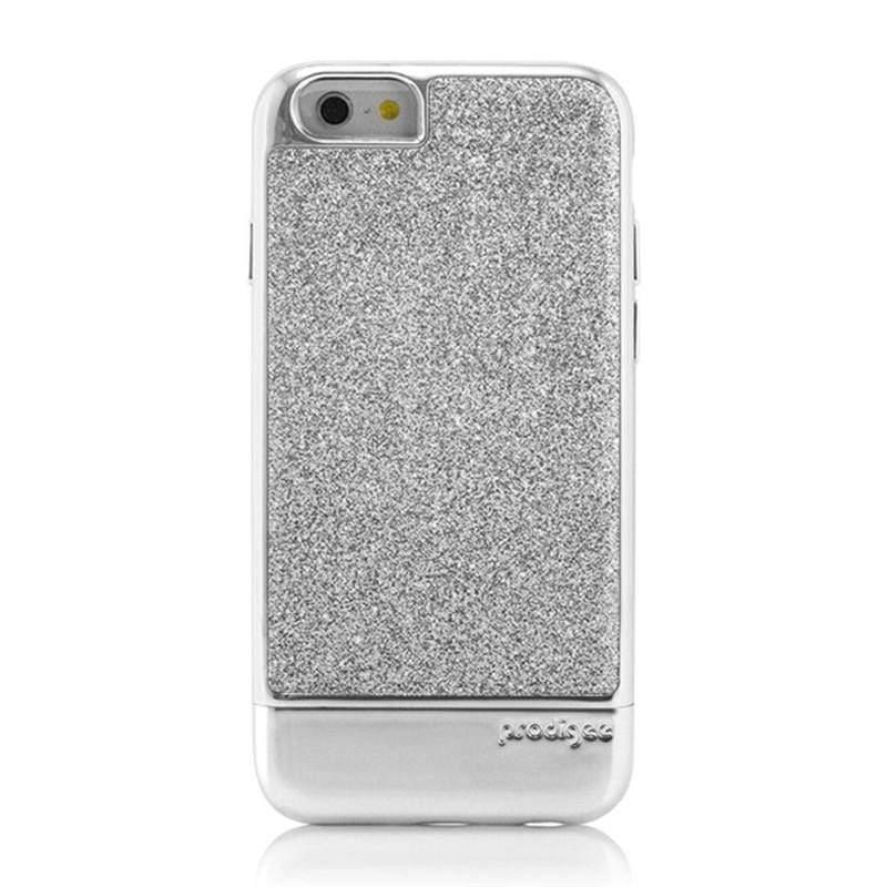 """iPhone 6/6s(4.7"""") Sparkle Fusion 跑趴女王系列 - 奢華銀"""