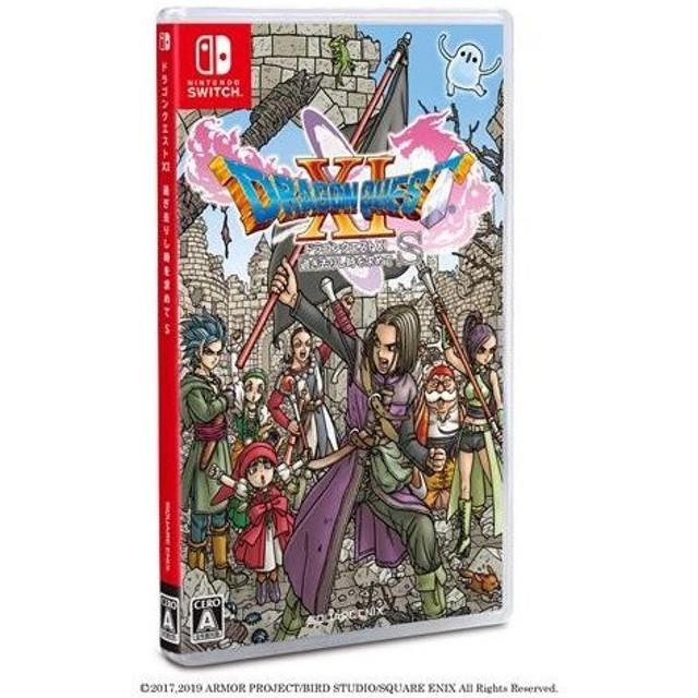 【通常版】ドラゴンクエストXI 過ぎ去りし時を求めて S Nintendo Switch HAC-P-ALC7A