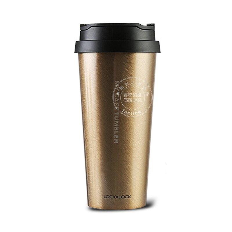 Lock&Lock 樂扣 我的溫感手提咖啡杯 304咖啡杯 咖啡杯 隨手杯 保溫杯