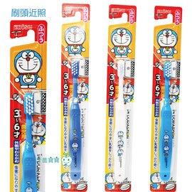 日本 EBISU 哆啦A夢 兒童牙刷 3Y-6Y