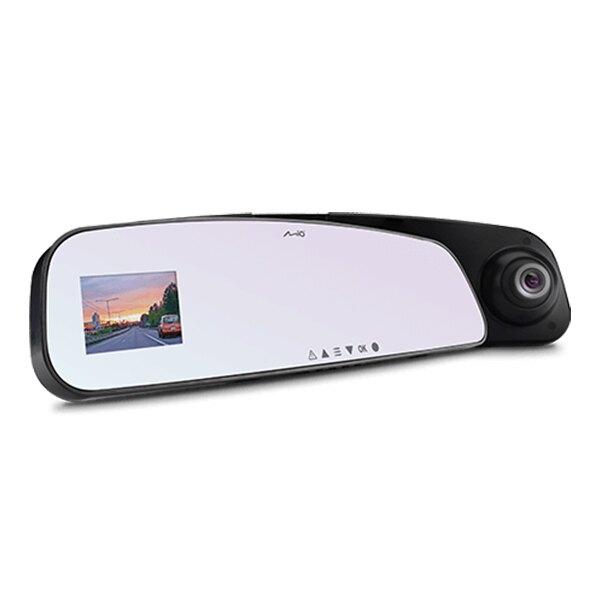 Mio MiVue R60 F1.6夜視進化 後視鏡行車記錄器 (內附 16G 記憶卡)