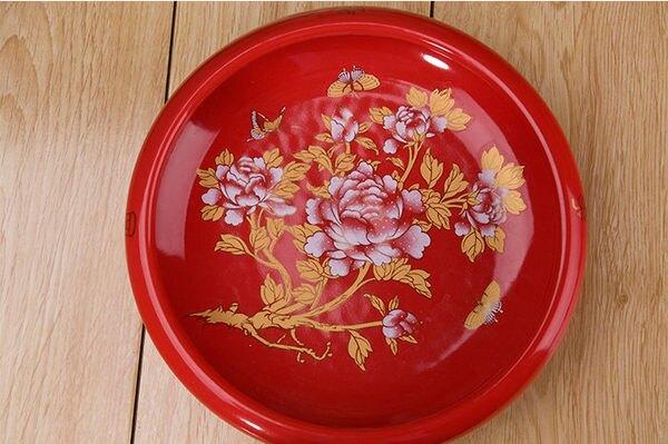 陶瓷時尚筆洗   中國紅煙灰缸