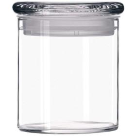 リビー シリンダー ジャー No.71852 [ 直径:105 x H121mm 容量:651cc ] [ 保存容器 ] | キッチン カフェ 飲食店 おしゃれ かわいい 瓶 業務用