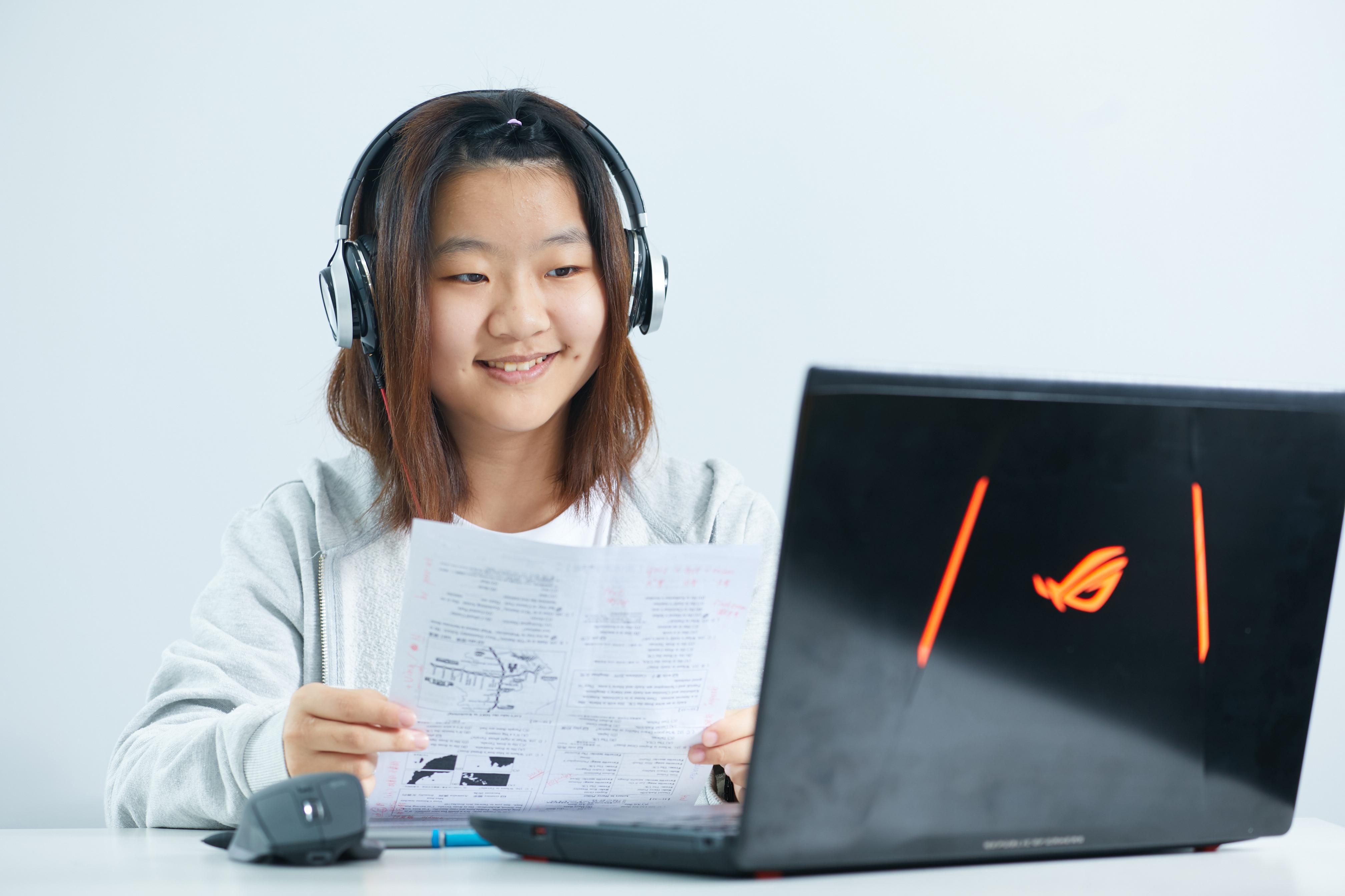 【雲諾】(1對1)國中國文-真人線上教學4堂★電子票券★線上服務