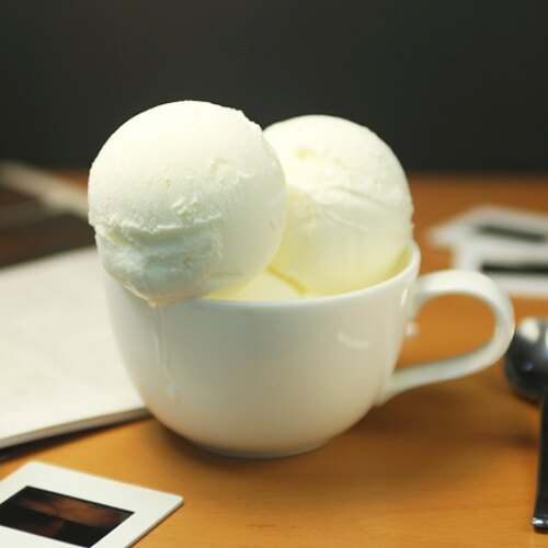 濃醇鮮奶冰淇淋