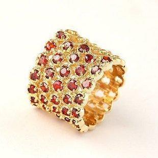 special歐美複古戒指 女 奶奶的頂針兒 g2011新款x,僅7號可選