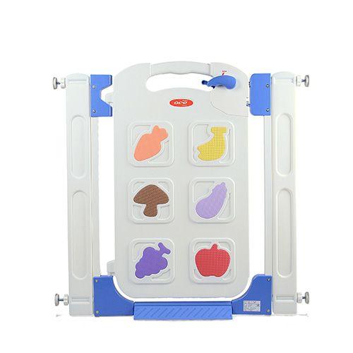 【紫貝殼】Coolbe 酷比 雙向水果拼圖安全門欄