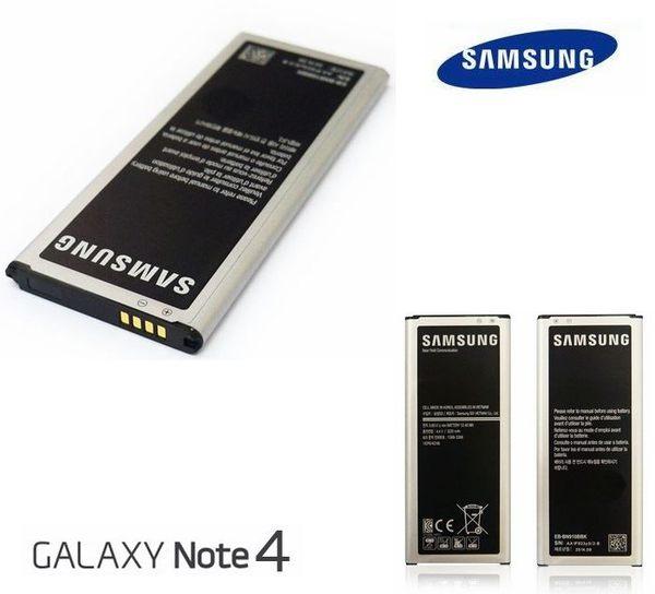 【吊卡盒裝】【Note4 原廠電池】三星 Note4 N910U N910T【內建 NFC 晶片】送:原廠電池盒