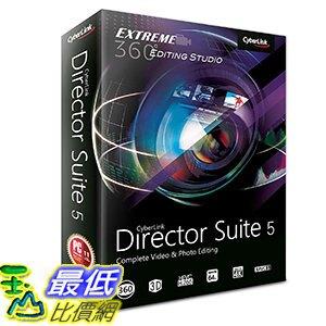 [106美國直購] 2017美國暢銷軟體 Director Suite 5