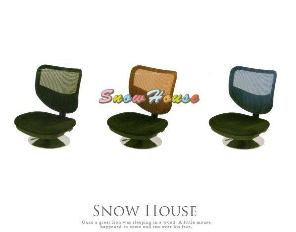 ╭☆雪之屋居家生活館☆╯R126-06/07/08 TS08B和室椅/工作椅/網布椅/洽談椅/電腦椅/會客椅