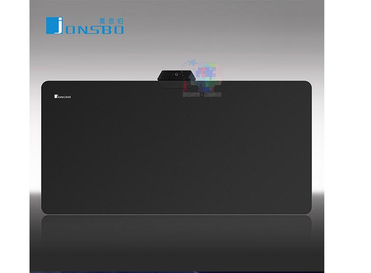 【尋寶趣】JONSBO MP-2鋼化玻璃鼠墊RGB(中) 電競滑鼠墊 鼠標墊 矽膠墊 炫彩光效 比賽滑鼠墊 電競滑鼠墊 電玩滑鼠墊 吃雞滑鼠墊 專業滑鼠墊 職業滑鼠墊 電腦滑鼠墊KR-JB-MP-2