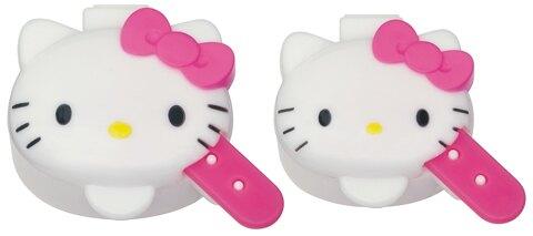 Hello Kitty沙拉醬盒,醬料盒/沙拉醬盒/果醬盒/調味盒 X射線【C113406】
