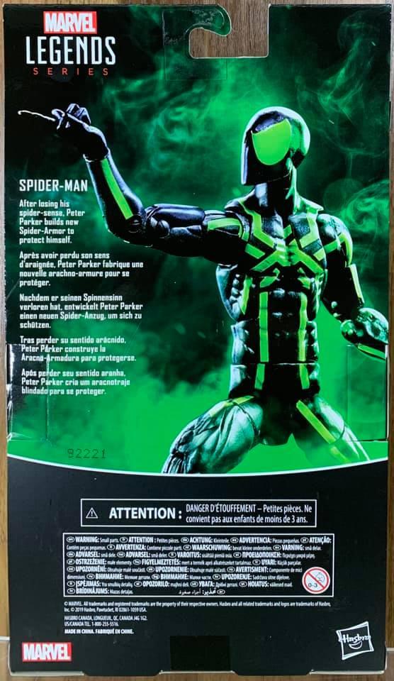 ☆勳寶玩具舖【現貨】漫威 Marvel 傳奇系列 Legends 6吋 收藏人物組--蜘蛛人 Variant