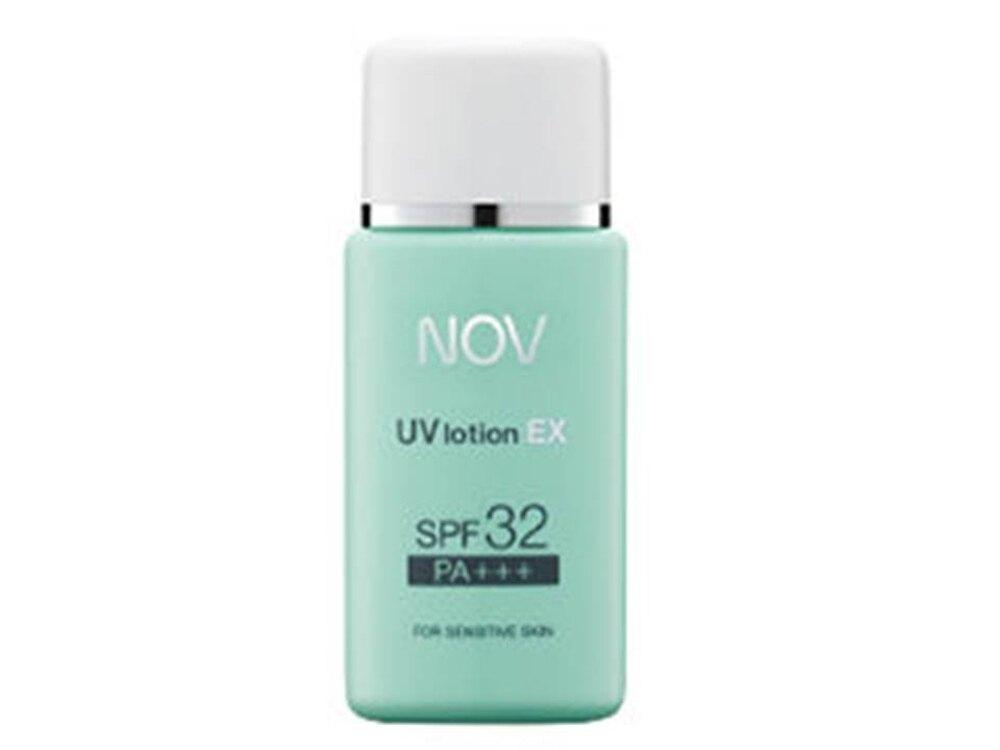 【NOV娜芙】防曬隔離乳液SPF32 PA+++(35mL) lotion EX