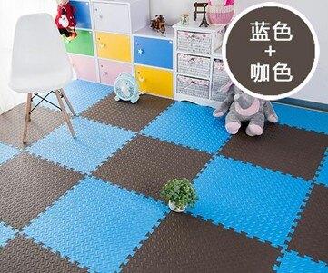 地墊地毯拼圖地墊臥室家用鋪地板大號榻榻米加厚兒童爬行墊子   伊卡萊生活館  聖誕節禮物
