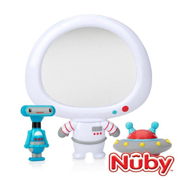 Nuby 洗澡玩具-太空人【悅兒園婦幼生活館】