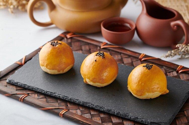黃金蛋黃酥  想吃就吃!