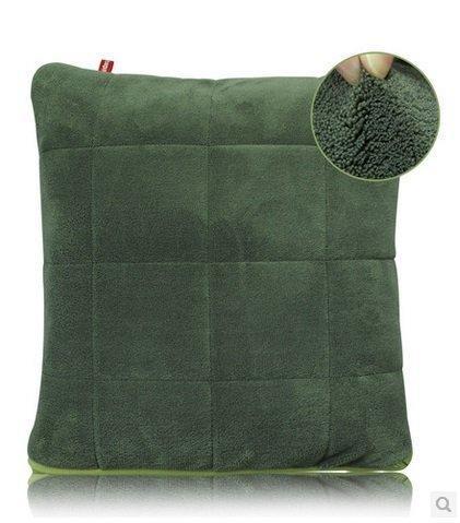 抱枕被子兩用靠墊辦公室靠枕靠墊被子兩用 創意汽車抱枕被