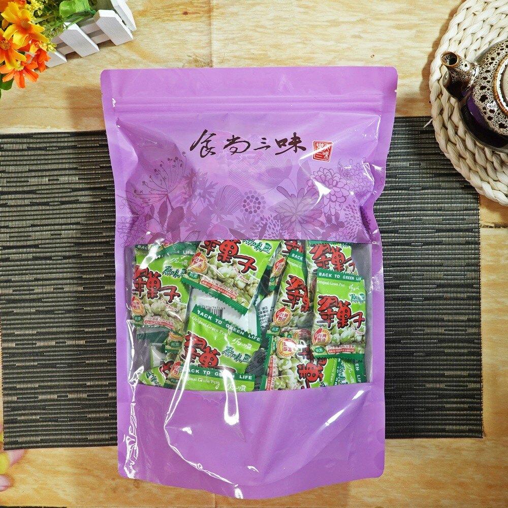 豆之家翠果子 600g【4712967085216】(台灣零食)