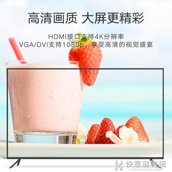 minidp轉hdmi/vga/dvi三合一轉換器displayport雷電適用蘋果