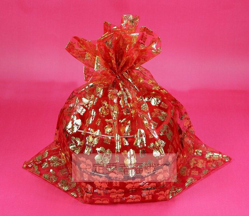 子孫桶(尾擔)、嫁妝用品(C組)、婚俗用品、子孫袋